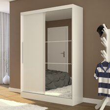 Lynx 2 Door Sliding Wardrobe