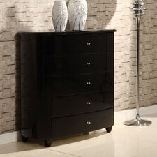 Aztec 5 Drawer Chest