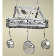 <strong>Hi-Lite</strong> Sonoma 8 Sided Hanging Pot Rack