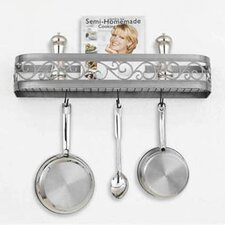 Odysee Wall Mounted Pot Rack