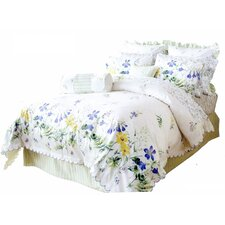 <strong>J&J Bedding</strong> Classic Meadow Comforter Set