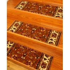 <strong>Natural Area Rugs</strong> Sunrise Stair Tread (Set of 13)
