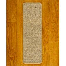 Eclipse Beige Carpet Stair Tread (Set of 13)
