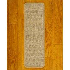 Eclipse Beige Carpet Stair Tread (Set of 13)