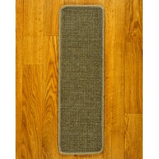 Empress Gray Carpet Stair Tread (Set of 13)