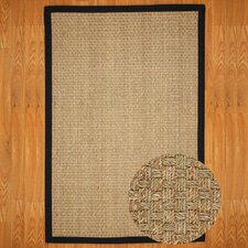 <strong>Natural Area Rugs</strong> Black Lancaster Rug