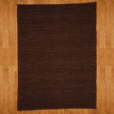 <strong>Natural Area Rugs</strong> Chocolate Hamilton Rug