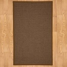 Brown Keystone Rug