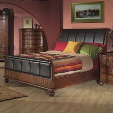 <strong>Alpine Furniture</strong> Lafayette Queen Sleigh Bed