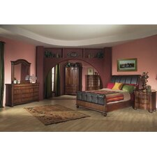 <strong>Alpine Furniture</strong> Lafayette Queen Sleigh Bedroom Collection
