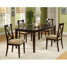 <strong>Alpine Furniture</strong> Jackson 5 Piece Dining Set