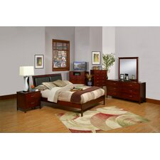 <strong>Alpine Furniture</strong> Newport Platform Bedroom Collection