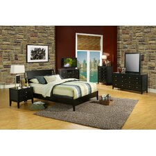 Vista Sleigh Bedroom Collection