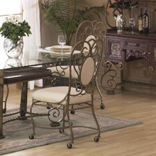 <strong>Alpine Furniture</strong> Astoria Side Chair (Set of 2)