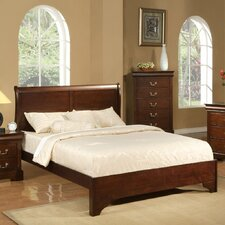 <strong>Alpine Furniture</strong> West Haven Sleigh Bed