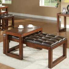<strong>Alpine Furniture</strong> Tiburon Coffee Table