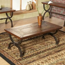 <strong>Alpine Furniture</strong> Milford Coffee Table
