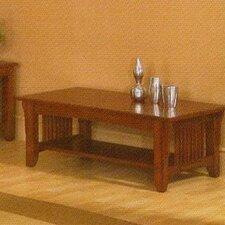 <strong>Alpine Furniture</strong> Mission Coffee Table