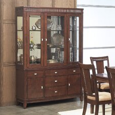 <strong>Alpine Furniture</strong> Saratoga China Cabinet