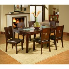 <strong>Alpine Furniture</strong> Lakeport Dining Table