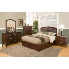 <strong>Alpine Furniture</strong> Atherton 7 Drawer Dresser
