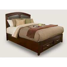 <strong>Alpine Furniture</strong> Atherton Storage Panel Bed