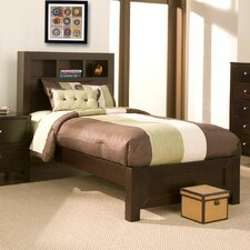 <strong>Alpine Furniture</strong> Solana Storage Platform Bed