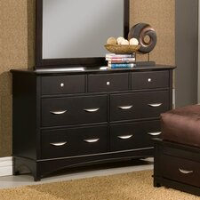 Del Mar 7 Drawer Dresser