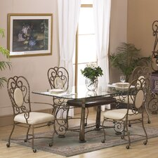 <strong>Alpine Furniture</strong> Astoria 5 Piece Dining Set