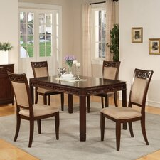 <strong>Alpine Furniture</strong> Ashland 5 Piece Dining Set