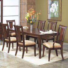 <strong>Alpine Furniture</strong> Saratoga 7 Piece Dining Set