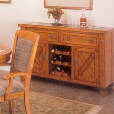 <strong>Alpine Furniture</strong> Santa Fe Buffet