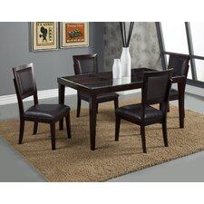 Midtown 5 Piece Dining Set