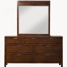 Carmel 7 Drawer Dresser