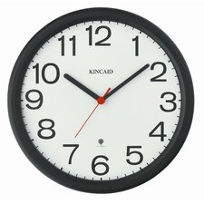 "12"" Radio-Controlled Wall Clock"