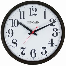 "<strong>Kincaid Clocks</strong> 14"" Electric Wall Clock"