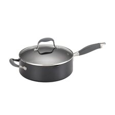 Advanced 4-qt. Sauté with 2 Pour Spouts and Lid