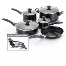 <strong>Farberware</strong> Aluminum Version #1 12-Piece Cookware Set