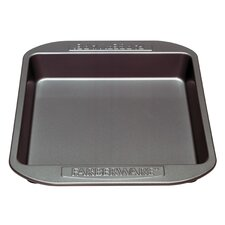 "Nonstick Carbon Steel 9"" Square Cake Pan"