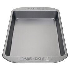 "Nonstick Carbon Steel 9"" x 13"" Rectangular Cake Pan"