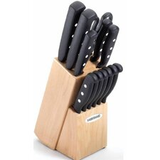 22-Piece Cutlery Tools Block Set