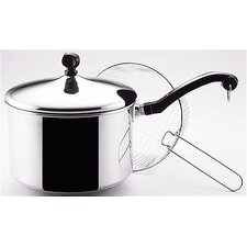 <strong>Farberware</strong> Collectibles Stainless Steel 4-qt. Saucepan