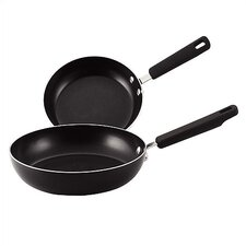 2-Piece Non-Stick Skillet Set
