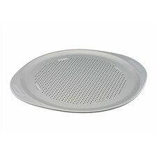 "Insulated Bakeware Nonstick Carbon Steel 15.5"" Pizza Pan"