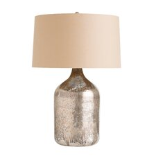"Josephine 27.5"" H Table Lamp with Drum Shade"