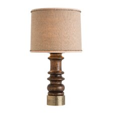 "Lassie 35"" H Table Lamp with Drum Shade"
