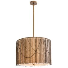 Rabari 3 Light Drum Chandelier