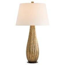 "Loretta 31"" H Table Lamp with Empire Shade"