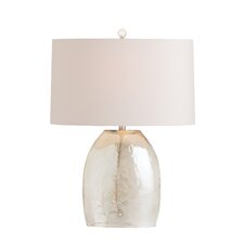 "Jean 21"" H Table Lamp with Oval Shade"