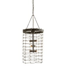 Trudy 6 Light Foyer Pendant